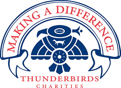 The Thunderbirds Logo